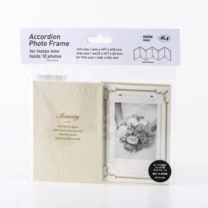ACCORDION PHOTO FRAME