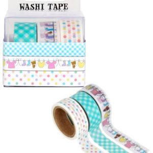 "PACK 3 ""BABY"" WASHI TAPE"