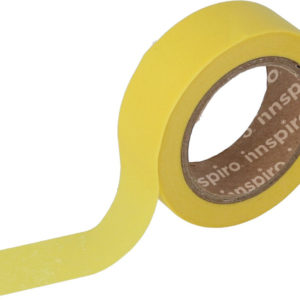 AMARILLO LISO WASHI TAPE