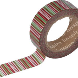 RAYAS COLORES WASHI TAPE