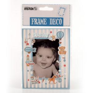 INSTAX SIZE FRAME DECO BABY BOY