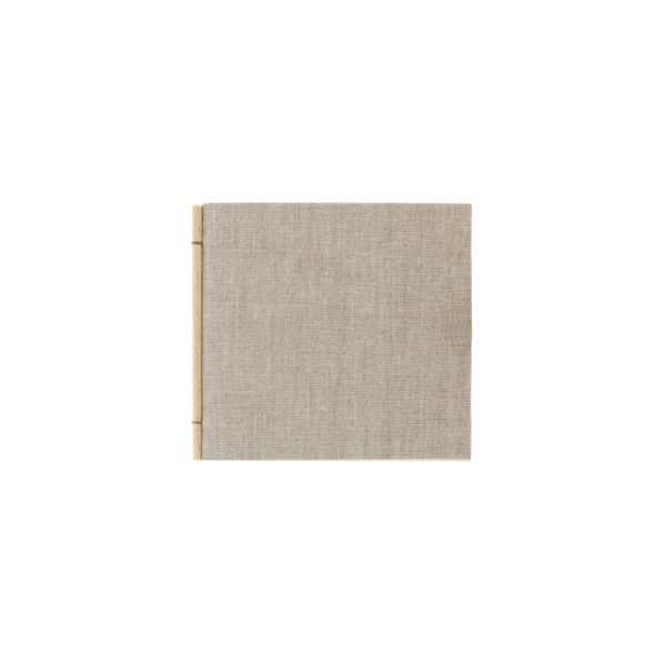 ALBUM STICK 13X13 GRAPHITE BEIGE