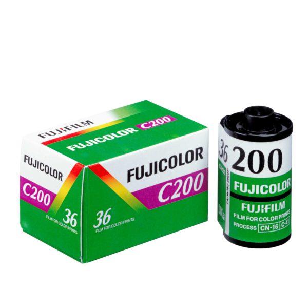 FUJICOLOR-C200
