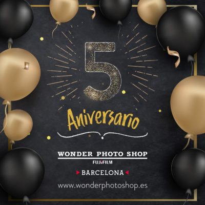 Wonder Photo Shop Aniversario