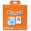 KIT ACCESORIOS INSTAX MINI 11 SKY-BLUE