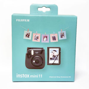 KIT ACCESORIOS INSTAX MINI 11 CHARCOAL-GREY