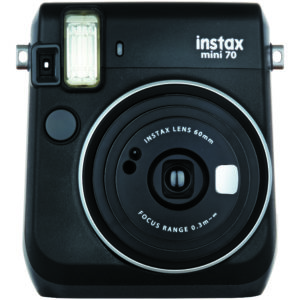 KIT INSTAX MINI 70 + FILM BLACK