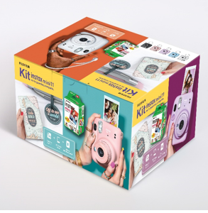 KIT INSTAX WONDERFUL MINI 11