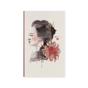 NOTEBOOK PLANNER GEISHA 13X21 NS2PM18